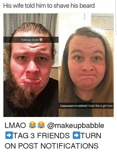 Beard Shaving Meme - funny beard shaving memes of 2017 on sizzle beard shave
