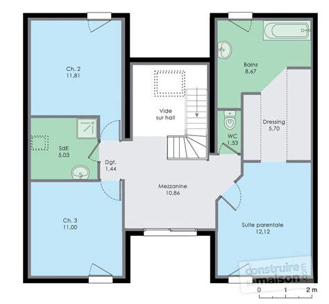 chambres d h es jolivet maison familiale 9 dé du plan de maison familiale 9