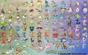 Pokemon The Second Generation