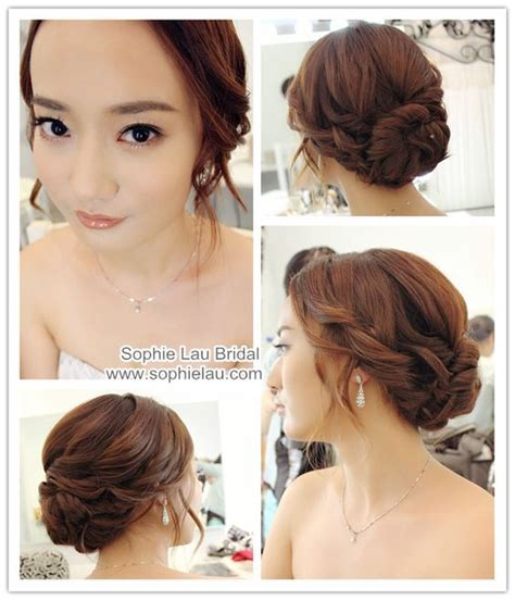 wedding hair asian google search wedding hair makeup