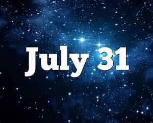 july 31 birthday horoscope zodiac sign for july 31th