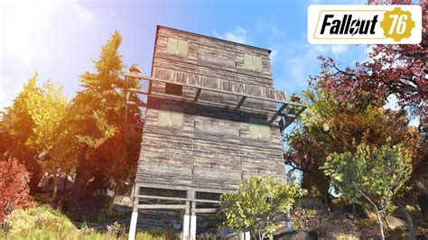 building  tallest watchtower  fallout  fo