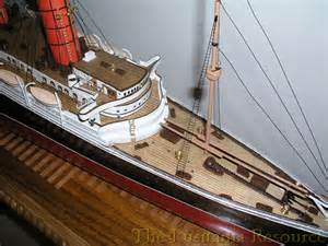 the gallery for gt lusitania wreck model