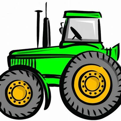 Tractor Clipart Cliparts Clip Tractors Pull Animated