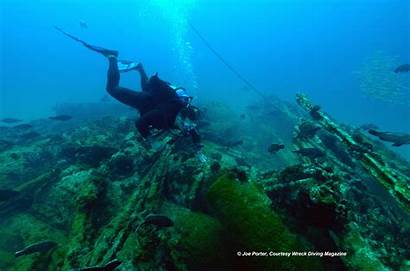 Carolina Shipwrecks Diving South War Civil Sc
