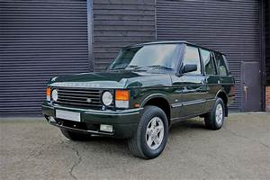 Used Land Rover Range Rover Classic 3 9 V8 Automatic Swb