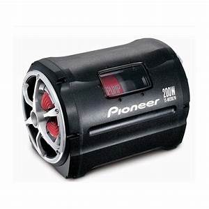 Pioneer TS-WX20LPA Active Subwoofer Enclosure 200 watts ...