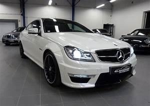 Mercedes Classe C Coupé Occasion Allemagne : mercedes classe c coup c204 63 amg coup blanc occasion 46 990 59 871 km vente de ~ Maxctalentgroup.com Avis de Voitures