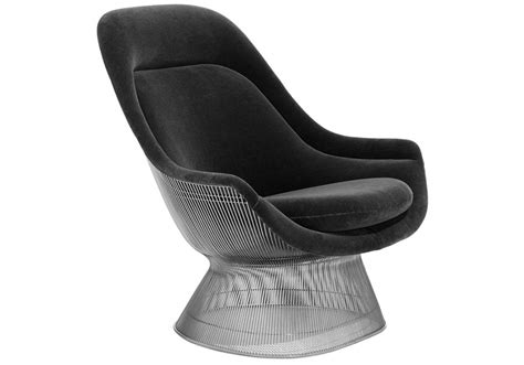 easy sessel platner sessel easy chair knoll milia shop