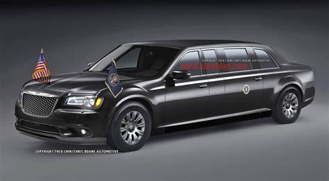 The Limo by What Will The Next Presidential Limo Look Like Autoblog