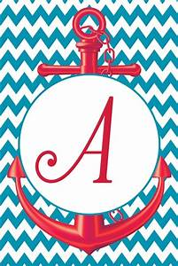 chevron a - Really cute wallpaper. (If your name starts ...