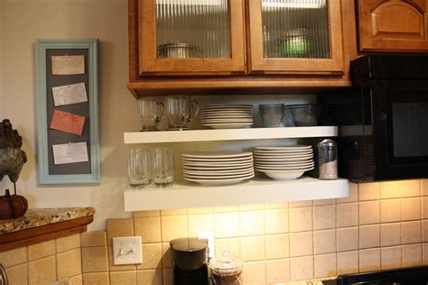 kitchen shelves and cabinets the kitchen makeover reveal beckwith s treasures 5602