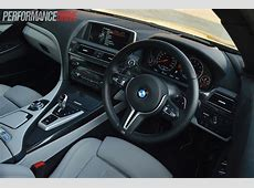 2013 BMW M6 Gran Coupe review video PerformanceDrive