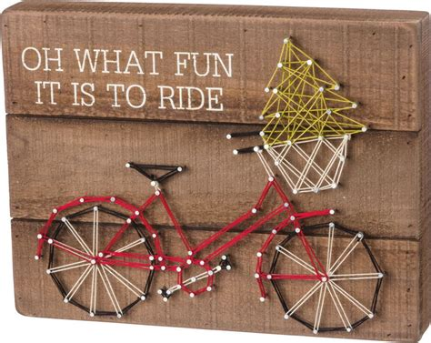 oh christmas string folk art oh what bicycle string string primitives and bicycle string