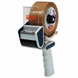 2 U0026quot  Shurtape U00ae Deluxe Silencer Pistol Grip Tape Dispenser