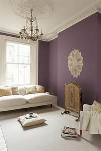 80 idees d39interieur pour associer la couleur prune With commentaire associer les couleurs des murs