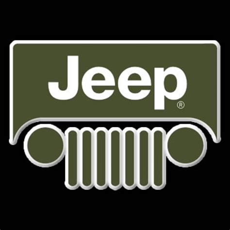 image gallery jeep logo vector