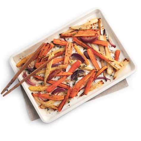 cuisine panais carottes et panais caramélisés à l 39 érable recettes