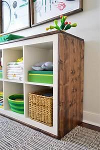 Ikea Bücherregal Kinder : die besten 25 ikea kallax nursery ideen auf pinterest ~ Lizthompson.info Haus und Dekorationen