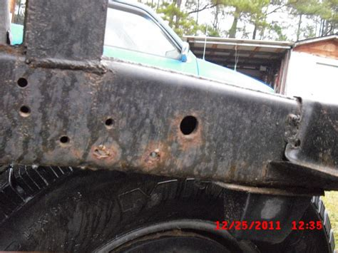 frame nissan rust rusted d21 pickup body repair 1993 source bffb complaints carcomplaints
