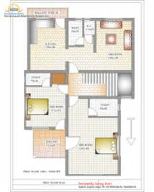 Duplex House Plan and Elevation - 2310 Sq Ft - Kerala
