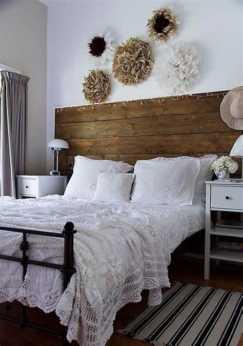 Decorating Ideas For Bedroom Furniture by 37 Farmhouse Bedroom Design Ideas That Inspire Digsdigs