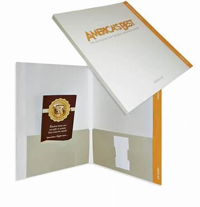 Folder Tab Edge Reinforced Backbone