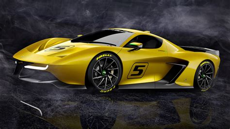 fittipaldi outlines  plans   supercar marque