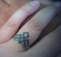wedding rings tattoos wedding ring tattoos designs bridal wears