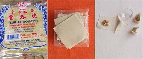 feuille de pate a raviole chinoise nems aux l 233 gumes et noix de cajou food for