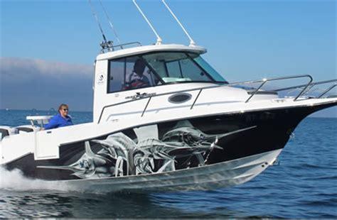 Best Offshore Fishing Boat Australia by Evolution Boats New Award Winning Fibreglass Offshore
