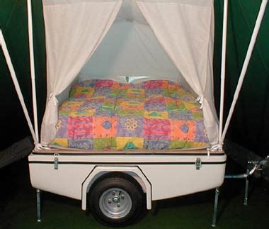 campmaster miniature trailer tent  small cars