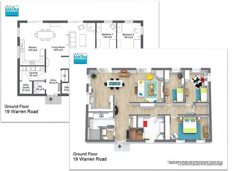 Create Floor Plans And Home Designs Online