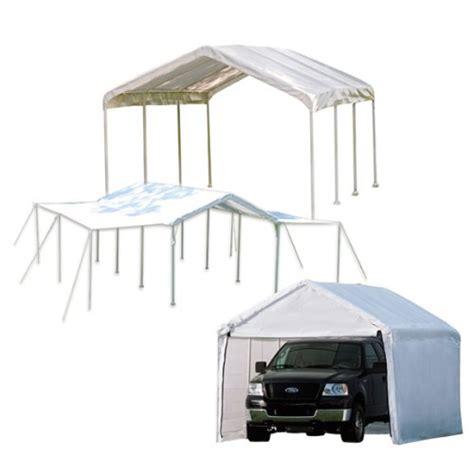 lifetime sheds shelterlogic leg canopy enclosure extension kits white
