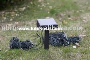 solar outdoor string lighting ls ideas