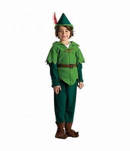 Peter Pan Disney Boys Costume - Disney Costumes