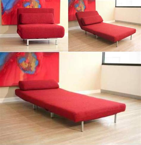 convertible sofa chair bed small spaces to live work