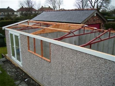 compton garage roof garage roof replacement edinburgh
