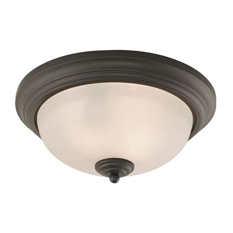 huntington 2 light rubbed bronze ceiling l tn 60201