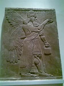 Ancient Anunnaki Sumerian Gods Sacred Pine Cone ...
