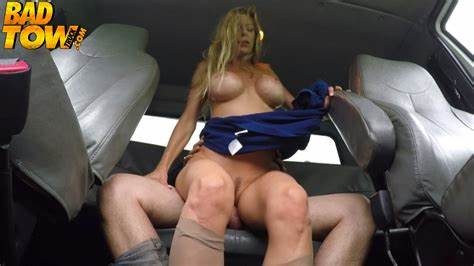 Driver Balcony Maid On The Naughty Tow Truck Pics Alpha @ Girlsfordays