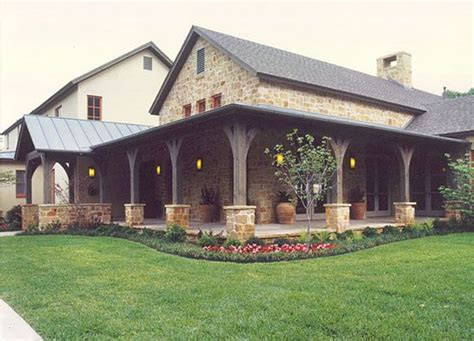 house plans with front and back porches modern quot hill country quot design great porch house plans the wrap front porches