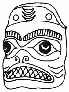 aztec mask template - funky aztec mask template ornament wordpress themes