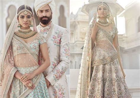 Sabyasachi Bridal Spring Couture Collection 2017