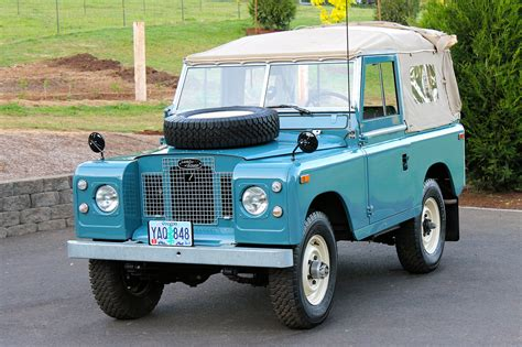 Land Rover Series 2 Ebay