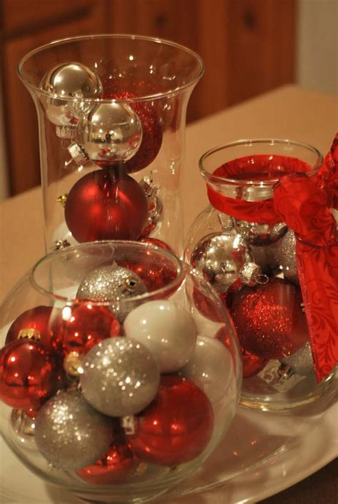 cheap christmas table decorations christmas centerpiece ideas diy tutorials