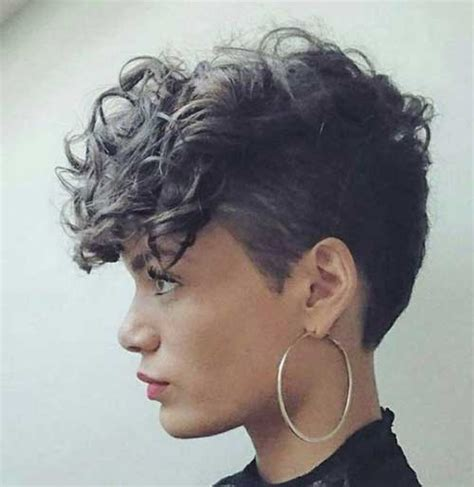 pixie cuts  curly hair short hairstyles