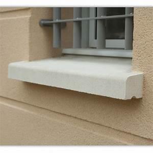 gamme d39appuis de fenetre ou de porte en beton hydrofuge With appui de fenetre interieur
