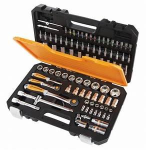 Boite A Outils Brico Depot : coffret douilles 1 2 et 1 4 94 pi ces brico d p t ~ Dailycaller-alerts.com Idées de Décoration