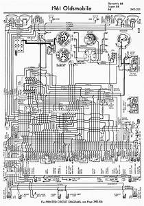 Wiring Diagram For 1961 Oldsmobile Dynamic 88  Super 88